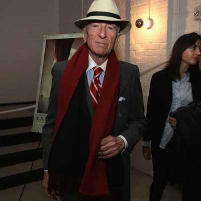 Life Advice from Gay Talese