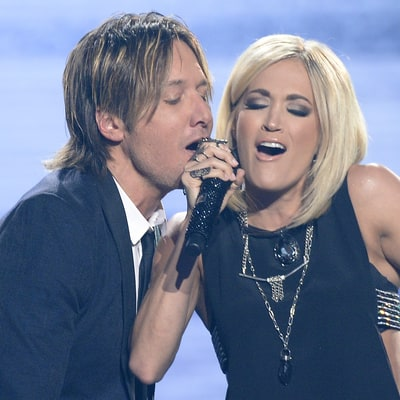 See Keith Urban, Carrie Underwood's Live Debut of 'The Fighter'