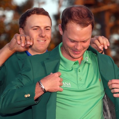 The 9 Wildest Moments from this Year's Masters Tournament