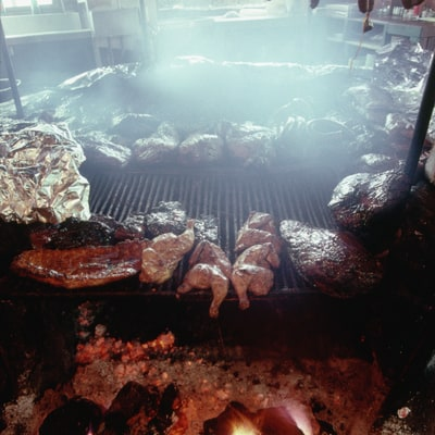 The Forgotten History of Texas BBQ