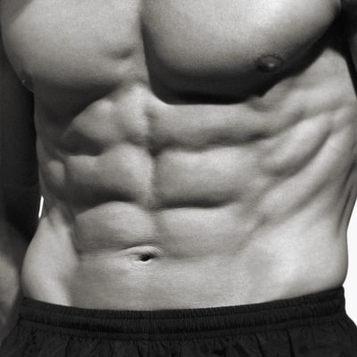 When Six-Pack Abs Are Bad for Your Health