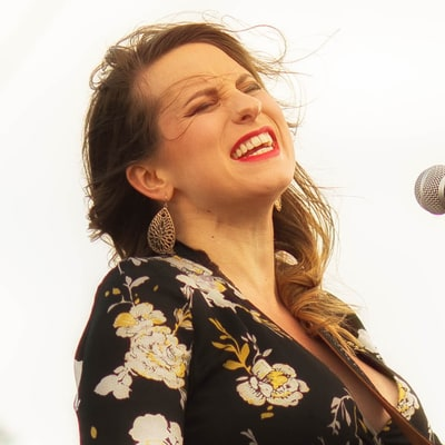 Listen to Caitlyn Smith's Passionate 'Natural Woman' Cover