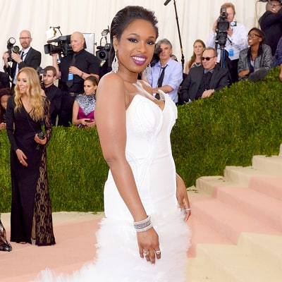 Jennifer Hudson Helped Design Her Dress for Met Gala 2016