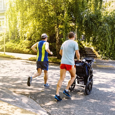 Dad on the Run: 7 Ways to Balance Running and Fatherhood