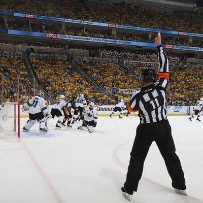 Why A Referee Should Never Admit a Wrong Call