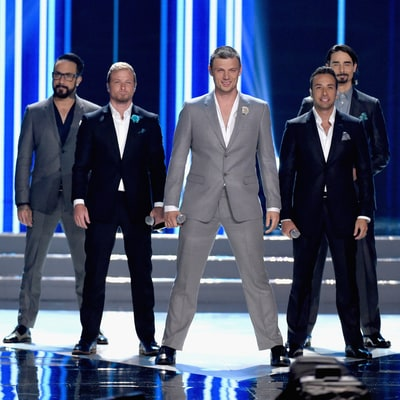 Backstreet Boys Announce 2017 Las Vegas Residency