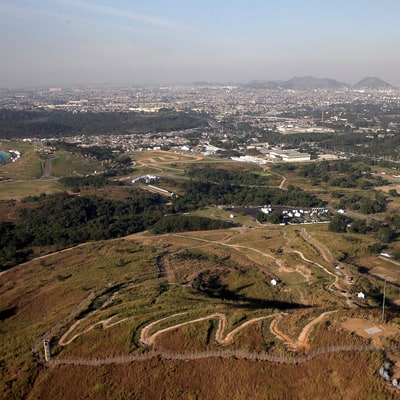 How to Ride the Awesome New Olympic Mountain Bike Course in Rio's X-Park