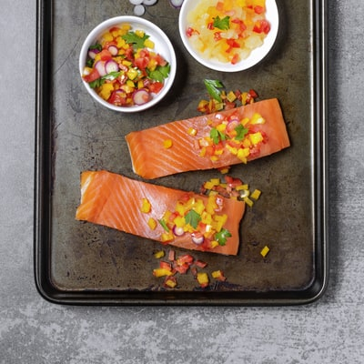 Think That's Wild Salmon? Think Again