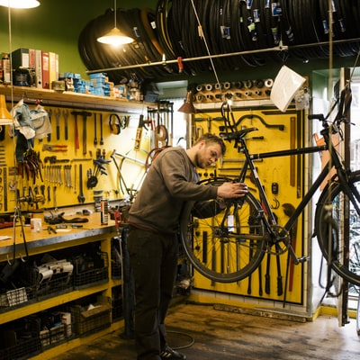 7 Things You Didn't Know Your Bike Shop Could Do for You