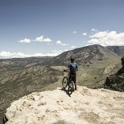 No, Mountain Bikes Won't Destroy Our Wilderness Trails