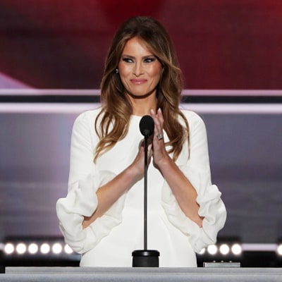 Melania Trump Plagiarized Michelle Obama's 2008 Democratic National Convention Speech, Many Say