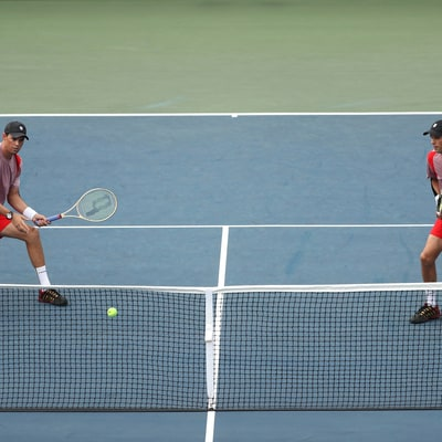 How the Ageless Bryan Brothers Keep Crushing It On The Tennis Court