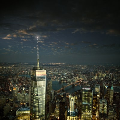 Jimmy Chin Summits New York City