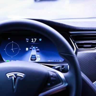 Tesla's Autopilot 8.0 Can Avoid a Crash Before it Happens