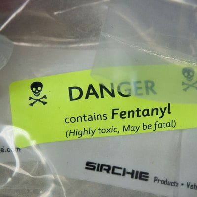 How America Got Hooked on Fentanyl, a Drug 50 Times More Potent than Heroin