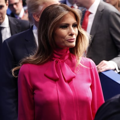 Melania Trump: Billy Bush 'Egged On' Donald to Make Sexual Assault Comments