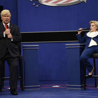 'Saturday Night Live' Plots Pre-Election Special
