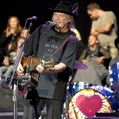 Neil Young Preps New Album 'Peace Trail'