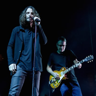 Pearl Jam's Stone Gossard Pens Touching Tribute to Chris Cornell