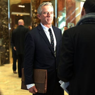 What's Known Vaccine Skeptic Robert F. Kennedy, Jr, Doing in the Trump Tower?