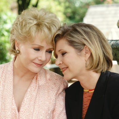 Watch Carrie Fisher and Debbie Reynolds' Public Memorial