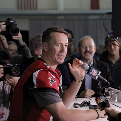 Matt Ryan, Not Your Typical Smalltown, PA, Quarterback