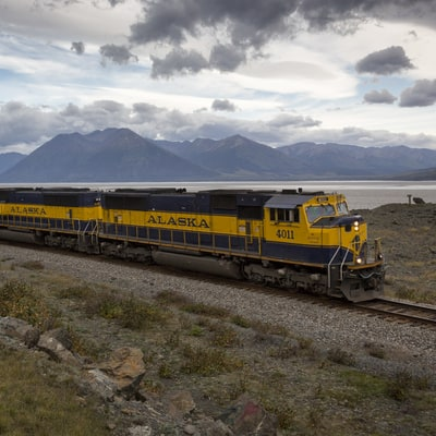 Adventures on the Alaskan Railroad's Little-Known Flag Stop Train
