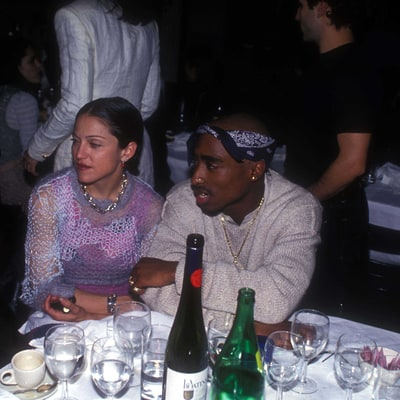 Madonna Files Order to Stop Auction of Tupac Breakup Letter