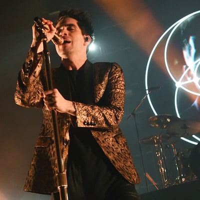 Panic! At the Disco Plot New Live LP, 'All My Friends We're Glorious'