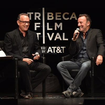 Bruce Springsteen, Tom Hanks' Tribeca Film Fest Talk: 9 Things We Learned