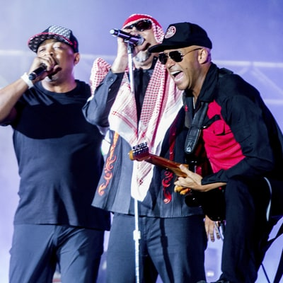 Prophets of Rage Trace Hate, Revolution in Striking 'Radical Eyes' Video