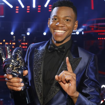 'Voice' Season 12 Champ Chris Blue on Alicia Keys, Battling Doubt: I Almost Didn't Audition
