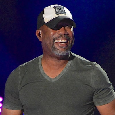 Darius Rucker Readies New Album 'When Was the Last Time'