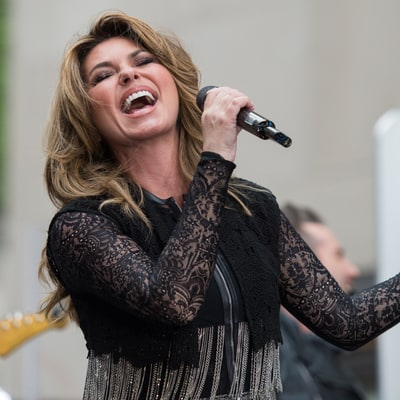 Shania Twain Talks New Song 'Poor Me': It's 'Feeling Sorry for Myself'