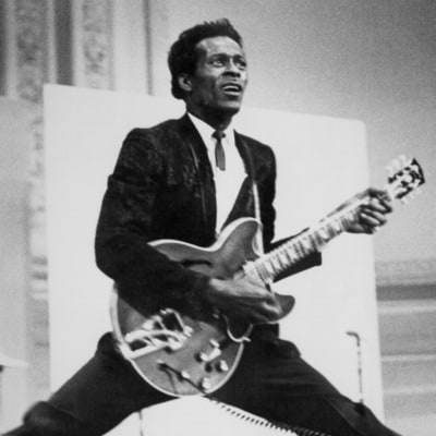 Hear Chuck Berry's Rollicking Song 'Wonderful Woman' From Final Album