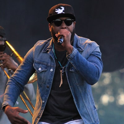 Hear Talib Kweli's Uplifting New Song 'Heads Up Eyes Open' With Rick Ross