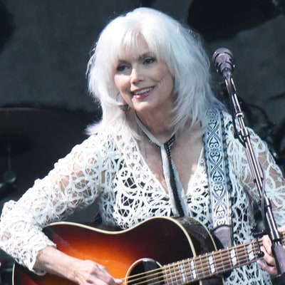 See Emmylou Harris' Gorgeous Steve Earle Cover on 'Colbert'