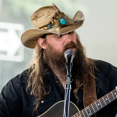 Chris Stapleton Claims Two Biggest Country Albums of 2017 So Far