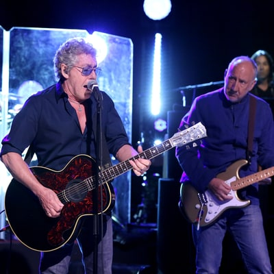 Watch the Who Perform Thrilling 'I Can See For Miles' on 'Fallon'