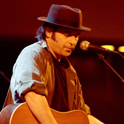 Vince Gill Songwriter Greg Trooper Dead at 61