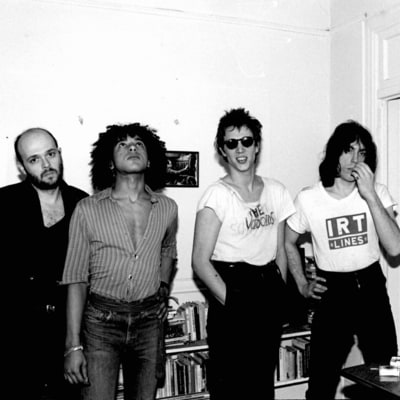 Richard Hell and the Voidoids Prep 'Blank Generation' Reissue