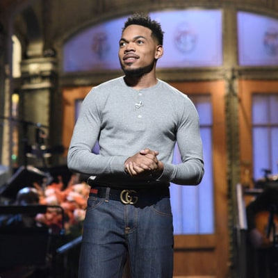 Chance the Rapper on 'SNL': 3 Sketches You Have to See