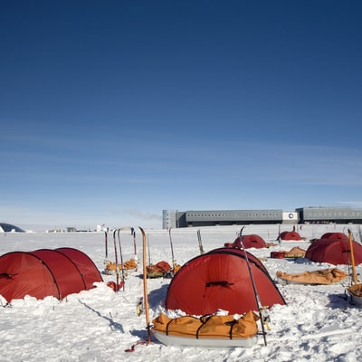 Here's How A Risky Winter Rescue Went Down at the South Pole