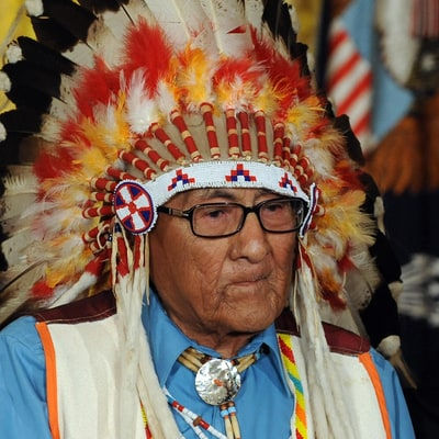 Joseph Medicine Crow, Wartime Hero and Historian, Dies at 102