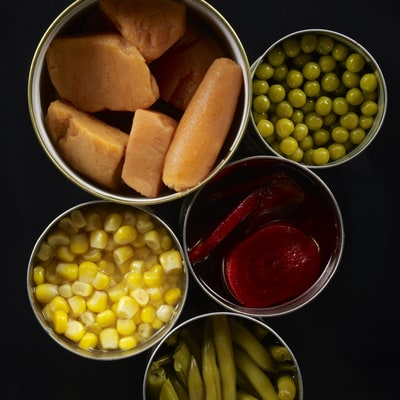 These Canned Foods Are The Biggest BPA Offenders