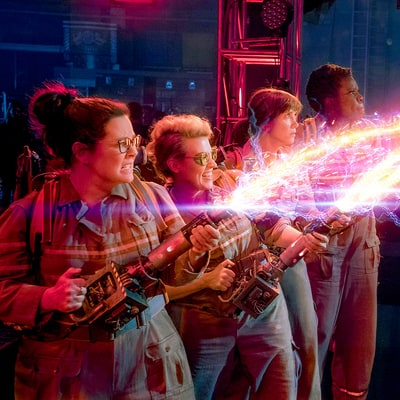'Ghostbusters' Review: Melissa McCarthy and Kristen Wiig Save the World — And an 'Uninspired' Script