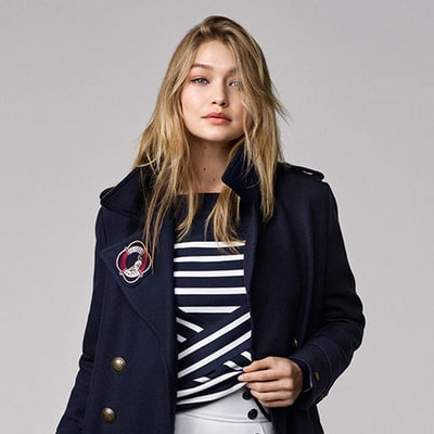 Gigi Hadid's Tommy Hilfiger Collection Is Almost Here: Get Your First Look!