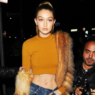 Gigi Hadid Pairs Rolled-Up Jeans With Peep-Toe Ankle Boots: Love It or Hate It