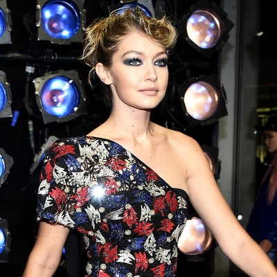 Gigi Hadid Vamps It Up in Blue Smoky Eyes: Love It or Hate It?