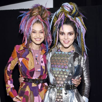 Marc Jacobs Gets Blasted for Cultural Appropriation After Using Etsy Dreadlocks on Kendall J., Gigi H. and More Models